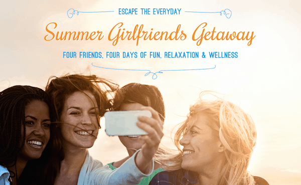 Summer Girlfriends Getaway (screenshot)