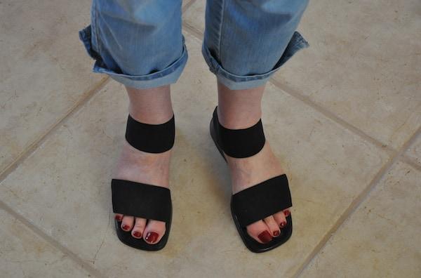 Billie's favorite summer walking sandal