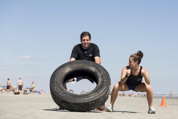 Hilton Head Health Beach Boot Camp