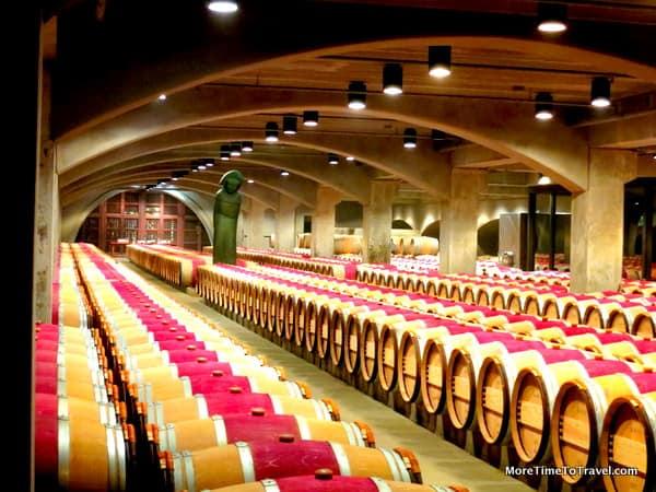Mondavi Winery in Napa
