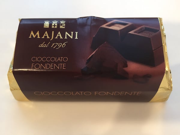 Majani Cioccolato Fondente (Dark Chocolate)