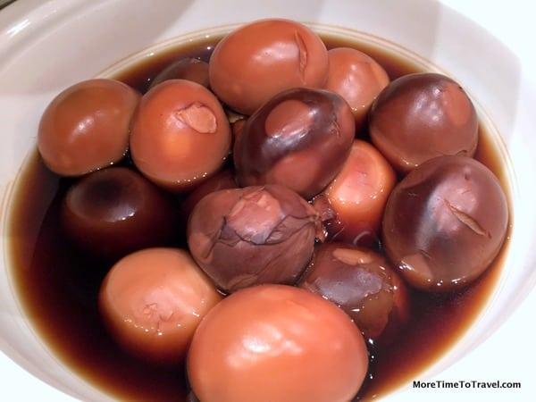 Tea Eggs – Cha Ye Dan