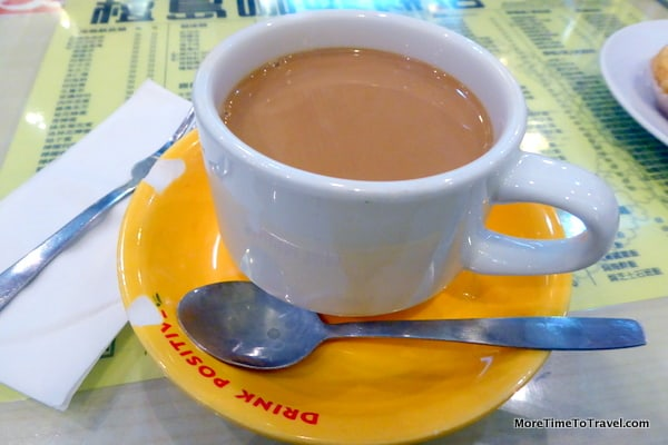 Warm Coffee Tea – Yuanyang