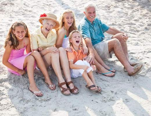 Multigenerational vacations in Cancun-Riviera Maya