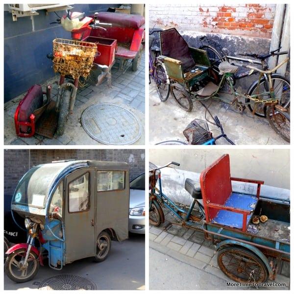 More local transportation