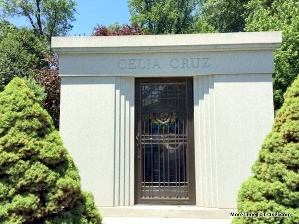 Celia Cruz Mausoleum (1925-2003)