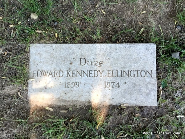 Memorial to Duke Ellington