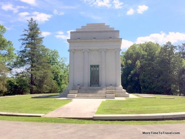 William Avery Rockefeller Mausoleum