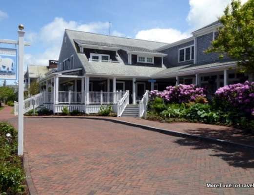 White Elephant on Nantucket Island