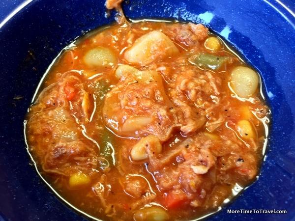 Southern-style Brunswick Stew