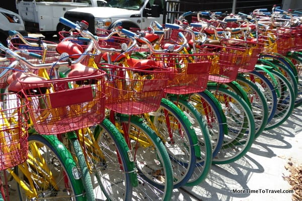 G-bikes at Google
