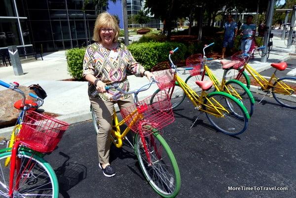 Me and my G-bike