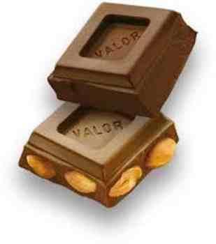 Valor chocolates (screenshot)