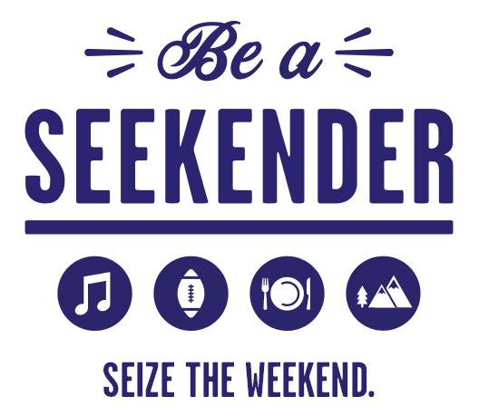 Be a Seekender