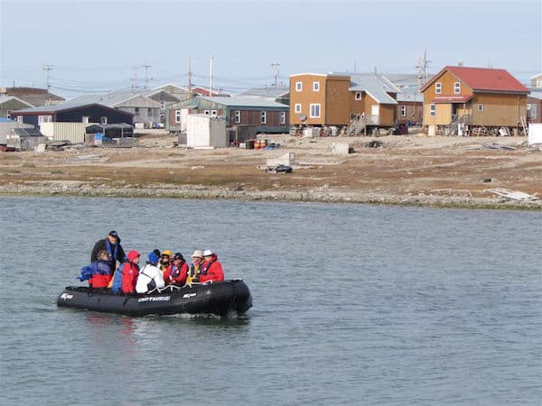 Northwest Passage: Gjoa Haven, Nunavut
