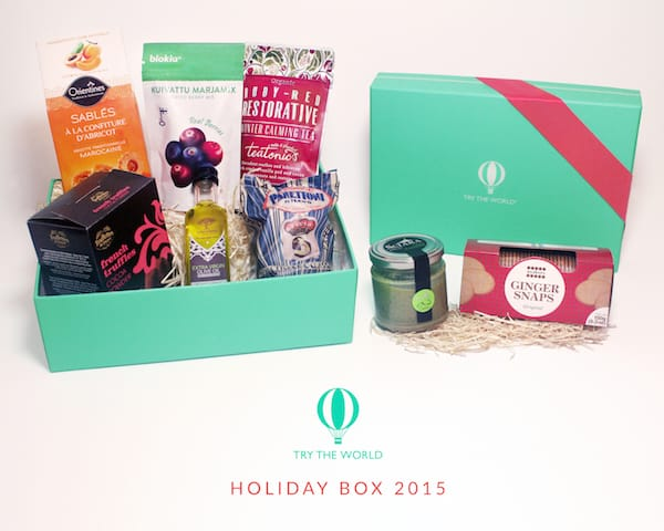 Inside the Holiday Gift Box