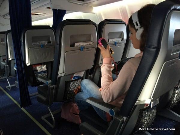 Inside the Fokker 70