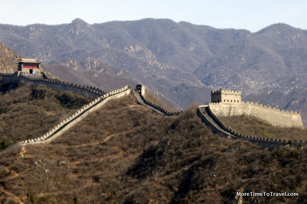 View of the Great Wall