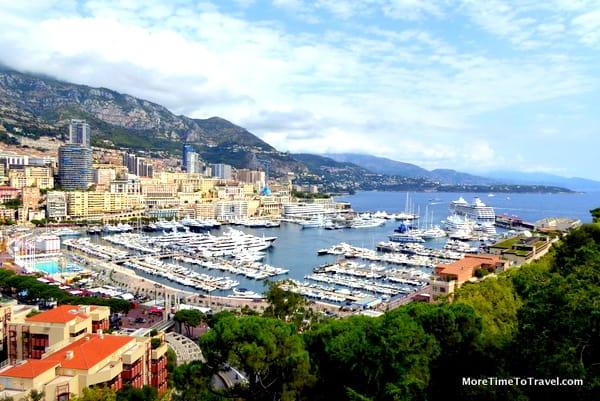 Port of Monte Carlo