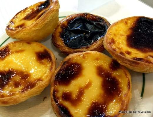 Pasteis de Belem: Best egg tarts ever