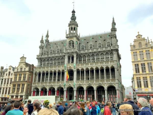 Musee de la Ville de Bruxelles (Museum of the City of Brussels)