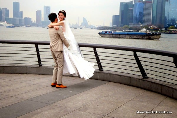 Wedding in Shanghai, China