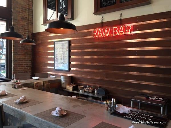 O-Bar Raw Bar