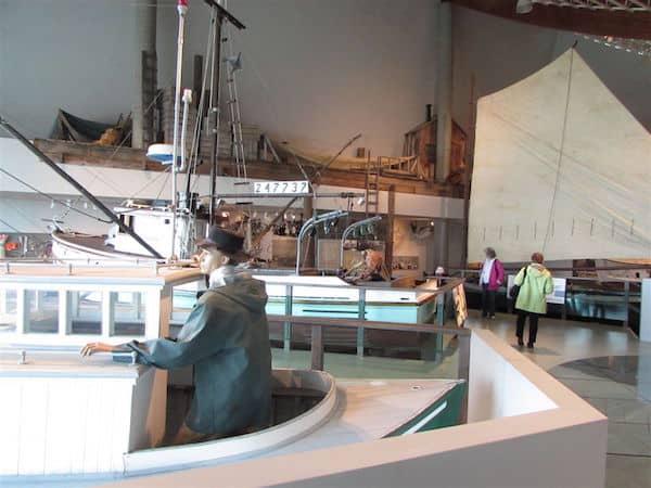 Columbia River Maritime Museum in Astoria