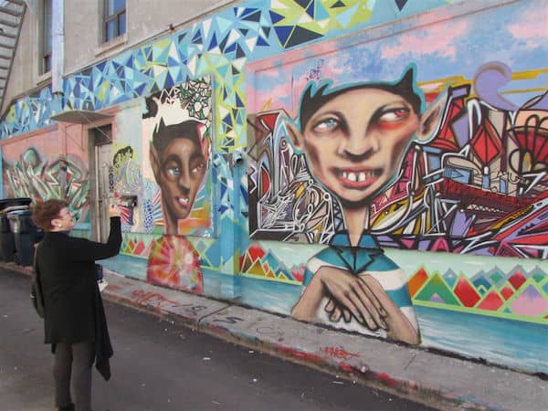 Graffiti at Kensington Market