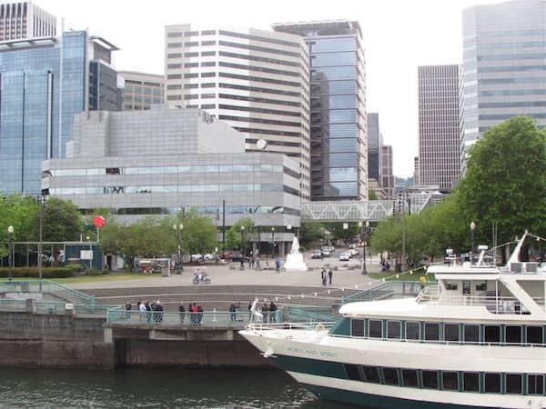 Modern Downtown Portland