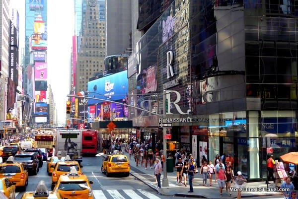 Times Square, Crossroads of the World