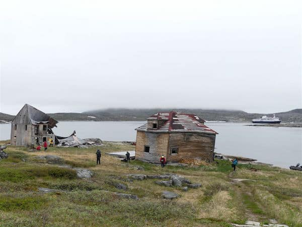 Remains of Hebron, Labrador