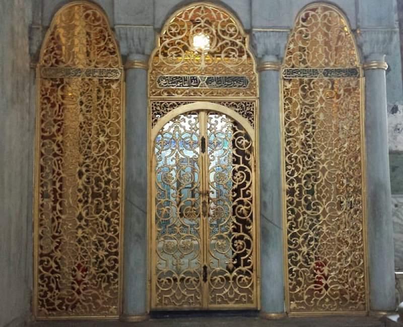 Doortraits: Hagia Sophia, Istanbul
