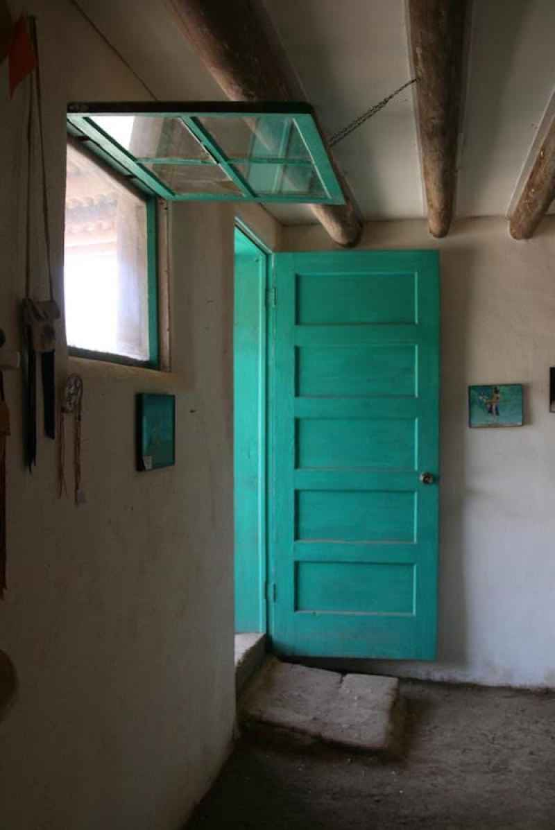Doortraits: Taos, New Mexico, USA