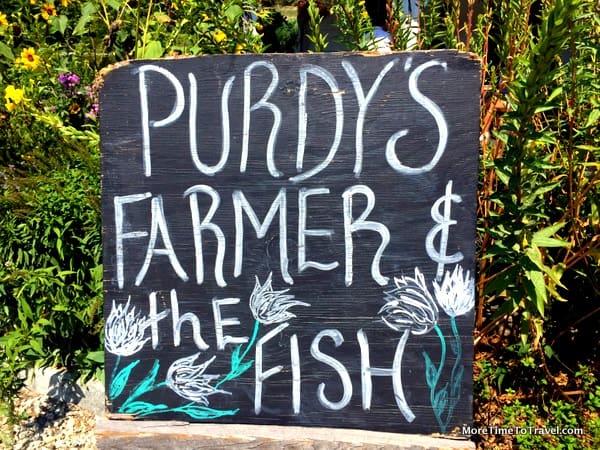 Farmer & the Fish