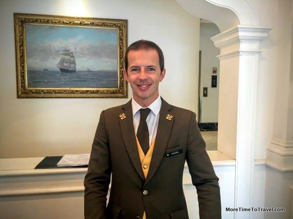 Concierge Goncaldo