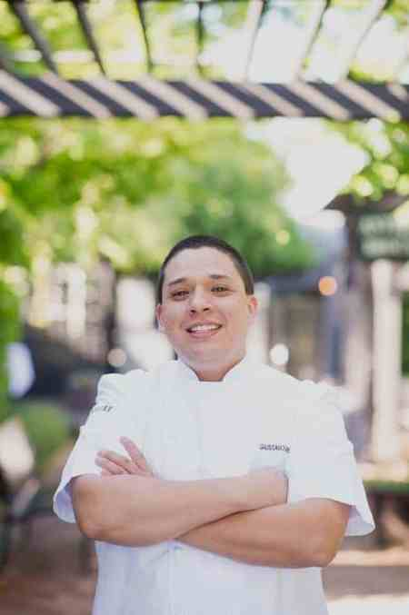 Chef Gustavo Rios (Photo Credit: Visit Calistoga)