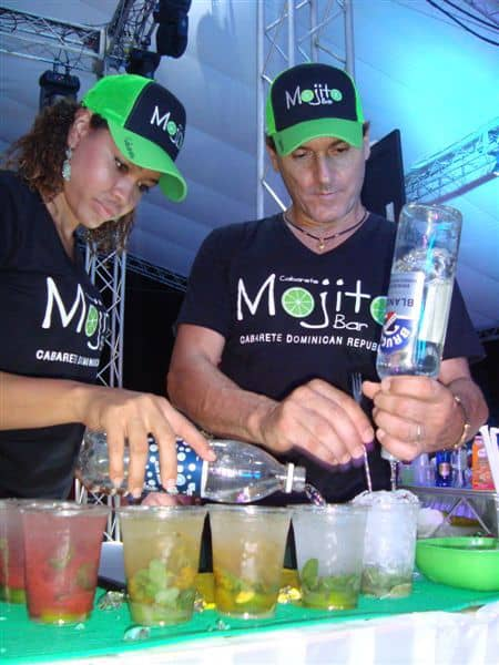 Best mojito in the Caribbean