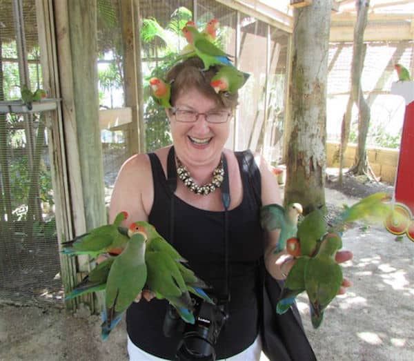 Sandra and The Birds