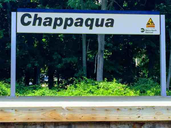Chappaqua Train Station