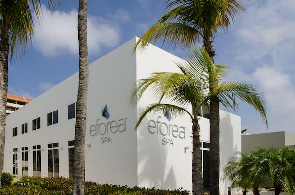Hilton Aruba New Eforea Spa