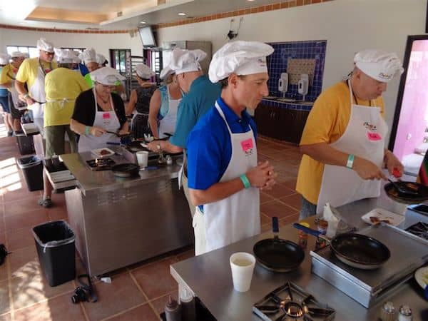 Culinary cruising: Cooking class in Cozumel