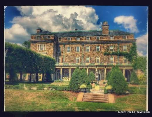 Kykuit, home of the Rockefellers