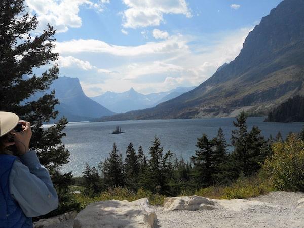 Lakeview at Glacier National Park