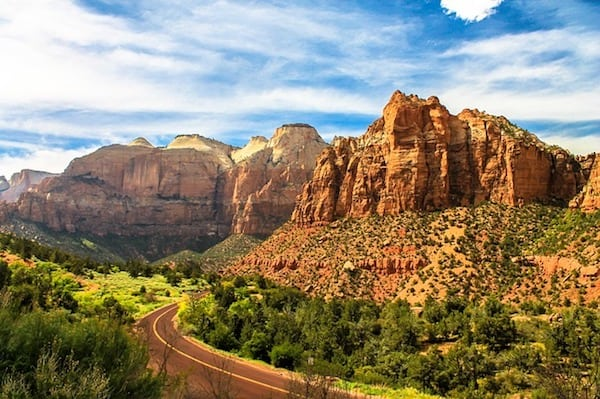 Zion National Park (Credit: Pixabay)