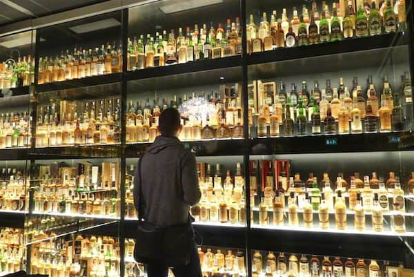 Examining the World's Biggest Whiskey Collection