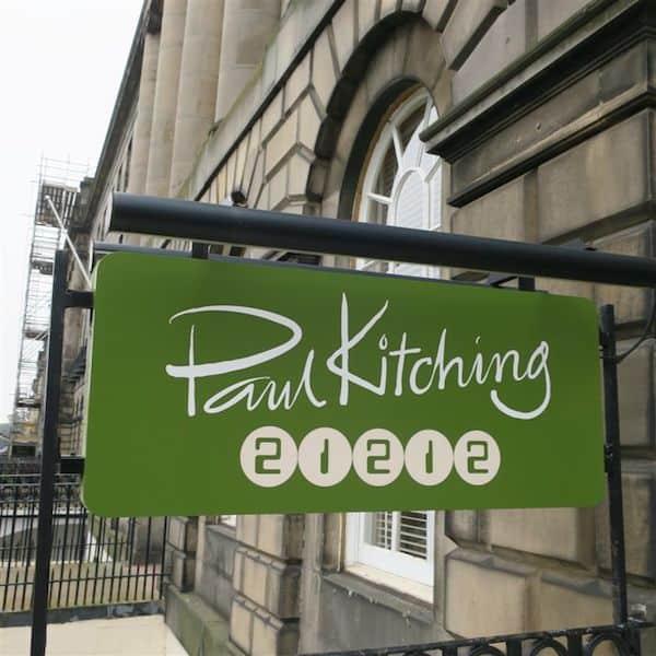 Paul Kitching's 21212