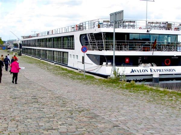 Avalon Expression in Amsterdam