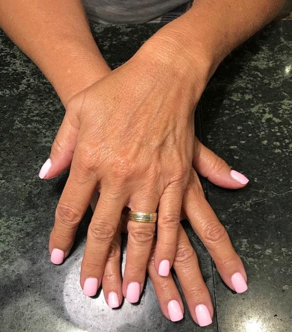 Travel-ready nails!