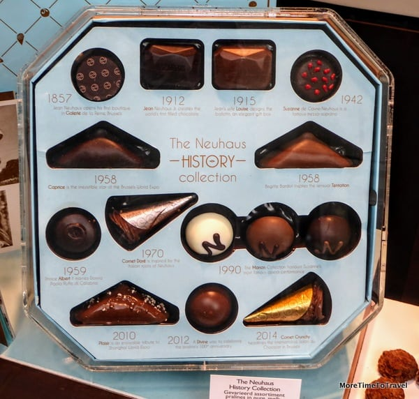 The Neuhaus History Collection: A mouth-watering journey into the history of the company